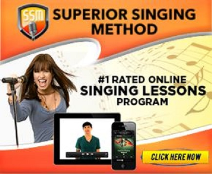 Online singing lessons